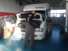 Servis karavanů